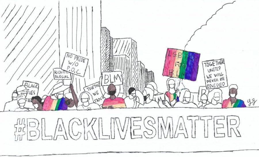 Opinion: LGBTQ+ community to remember importance of Black Lives Matter movement