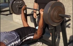 Tobin breaks school weightlifting records