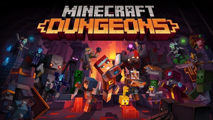 Video Game Review: Minecraft Dungeons