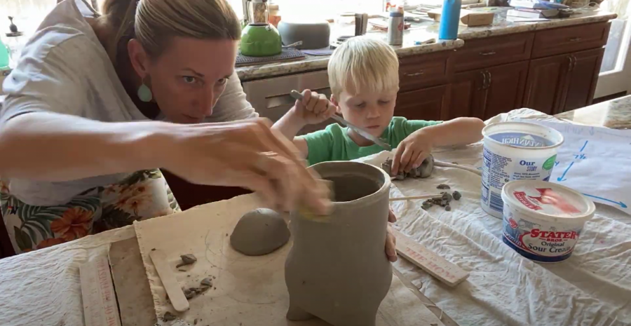 Filasky utilizes home tools, makes Ceramics more accessible for students