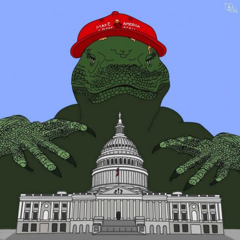 Senate acquits big, green, scary radioactive monster amid calls for unity