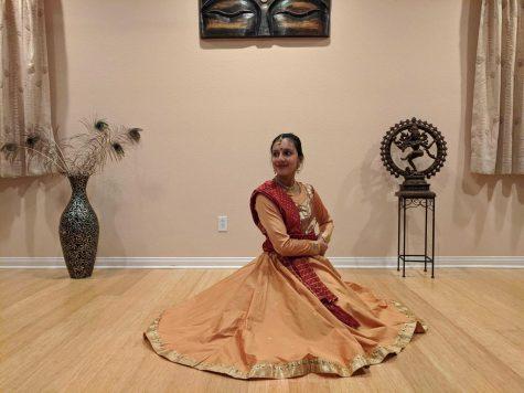 Mesina performs Kathak dance for RaiseforHelp fundraiser