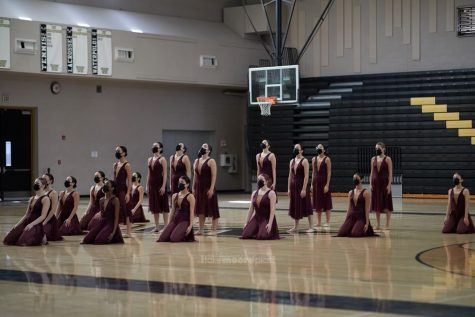 Dance Troupe finishes first in virtual dance competitions
