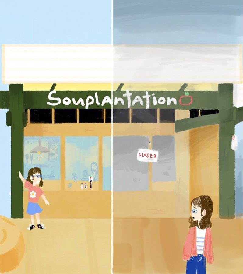 Opinion: Souplantation's closure mirrors end of my childhood