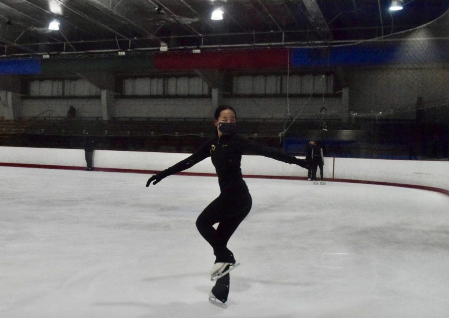 Ice skaters adjust to new practice routines, reevaluate long-term goals