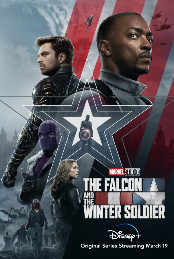 TV Show Review: The Falcon and The Winter Soldier