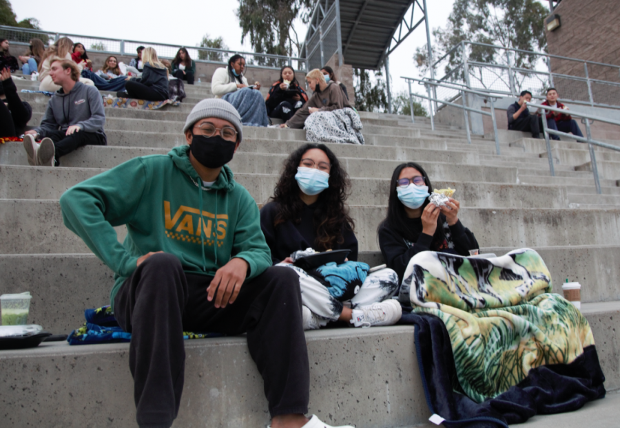 ASB hosts Senior Sunrise, plans for senior events