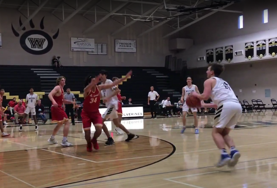 Boys basketball buzzer-beater beats Mt. Carmel in overtime