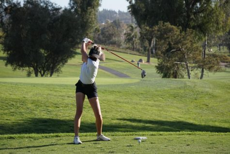 Girls golf grateful for season despite fewer opportunities for team bonding