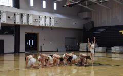 Dance Troupe performs in-person senior show