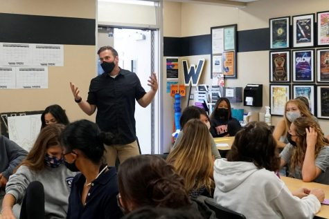 Parker takes over as assistant principal, Sosnowski leads ASB