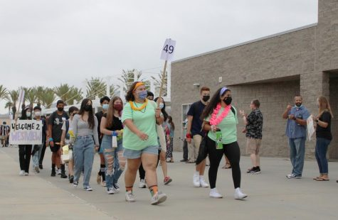 Reopening allows students to adjust