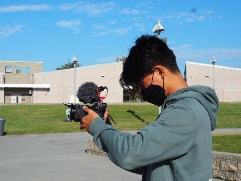 Lim tapes for ASB, explores passion for videography