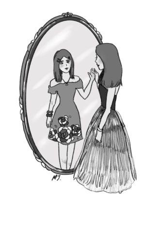 Art by Michelle Jin