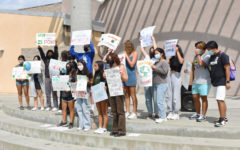 Advocates for a Better Environment gathered in the amphitheatre in order to raise awareness for climate change through a strike. Through speeches and posters, the club members conveyed their dismay for the current situation and advocated for student action.